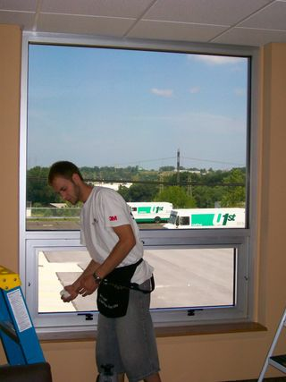 UniFirst Corp NV35 Install2